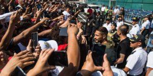 Paolo Guerrero regresó a un país que llora su ausencia en Rusia 2018