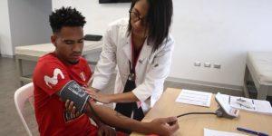 Selección peruana: jugadores pasaron los exámenes médicos de rigor