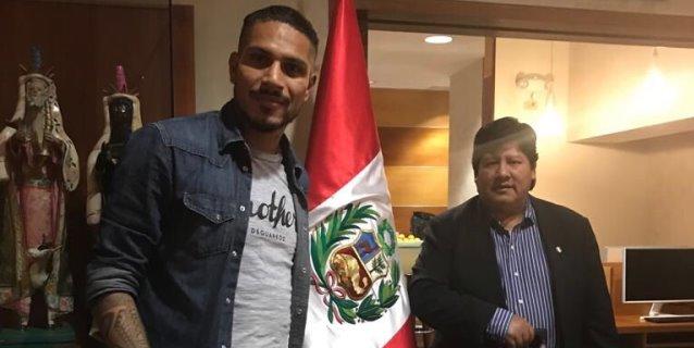 Paolo Guerrero esperanzado con jugar el Mundial en Rusia 2018