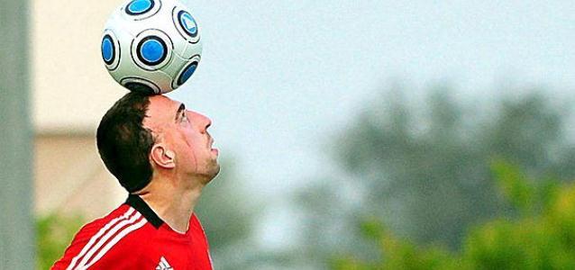 Ribéry prolonga contrato con el Bayern hasta 2019
