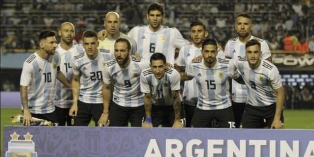 Motivada, Argentina se pone a punto en Barcelona para el Mundial