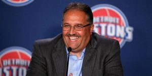 Detroit Pistons despide al entrenador y jefe de operaciones Van Gundy