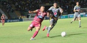 Tolima gana y Huila empata en ida de semifinales de liga colombiana