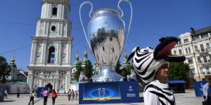 Kiev, una ciudad sin huella de Champions
