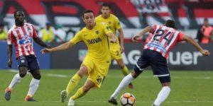 1-1. Junior y Boca empatan y definirán su clasificación en la última jornada