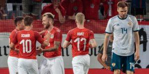 Rusia vuelve a perder a dos semanas del Mundial