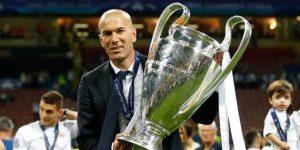 """""""GraZZias"""": la plantilla del Real Madrid despide a Zinedine Zidane"""