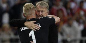 """DT danés dice que su equipo jugó """"atemorizado"""" por multitud peruana"""