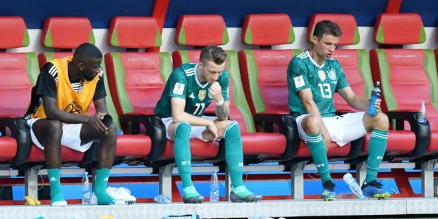 Jugadores alemanes se quedan sin premios en dinero por la eliminación
