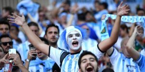 """Un estadio albiceleste: por qué Argentina será """"local"""" ante Croacia"""