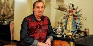 El ex técnico argentino campeón del mundo Bilardo fue hospitalizado