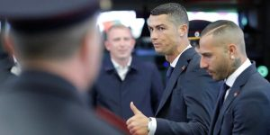 Campeón europeo Portugal llega a Rusia para Copa del Mundo