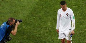 Cristiano Ronaldo se despide del Mundial por la puerta trasera