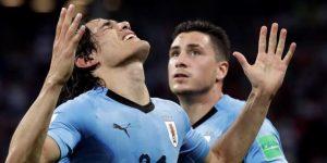 """Cavani preocupa a Uruguay: """"No hay mucho tiempo para la recuperación"""""""