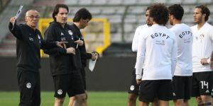 """Cúper: """"Somos optimistas y esperamos que Salah juegue ante Uruguay"""""""