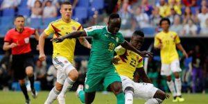 Colombia se sobrepone a la lesión de James y logra su pase a octavos