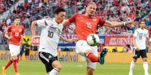 Alemania suma dudas con caída en Austria e Inglaterra gana a Nigeria