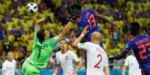 Colombia gana duelo clave ante Polonia con un festival ofensivo
