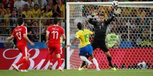 Brasil sí cumple: vence a Serbia y se cita con México en octavos