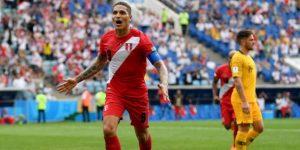 """Paolo Guerrero: """"Esto no acaba, Perú dará mucho que hablar"""""""