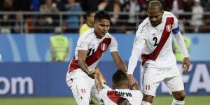 El Penal errado por Cueva, contracara del inolvidable gol de Cubillas