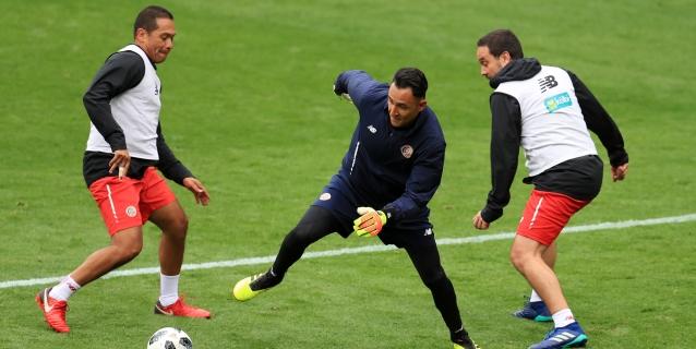 Inglaterra y Costa Rica ajustan las piezas en la antesala del Mundial