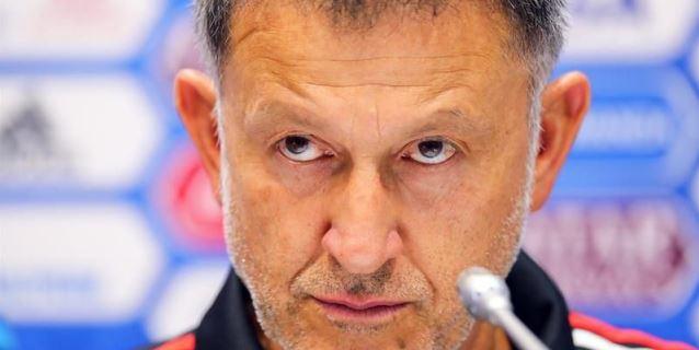Osorio descarta tres jugadores de selección mexicana para el Mundial