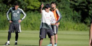 """Osorio: """"Siempre estuve consciente de reunión de jugadores mexicanos"""""""