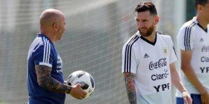 La Argentina de Messi quiere dar el golpe ante una Francia candidata