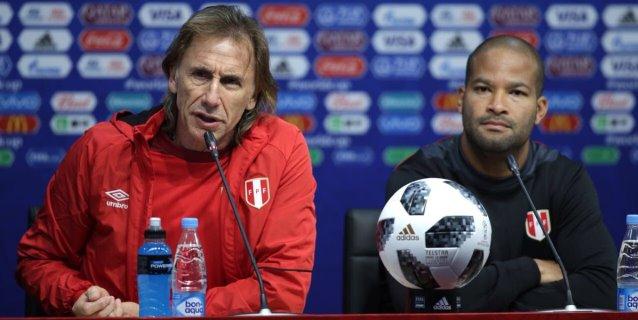 """Gareca: """"Vamos a hacer lo imposible para que los hinchas griten gol"""""""
