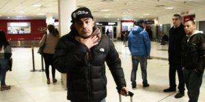 Argentino expulsado del Mundial por ofender a joven rusa pide perdón