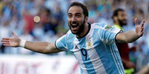 """Higuaín cree que suspender el partido de Argentina e Israel fue """"lo correcto"""""""
