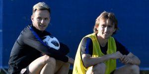 "Rakitic a Messi: ""Le deseo siempre todo lo mejor, pero no mañana"""