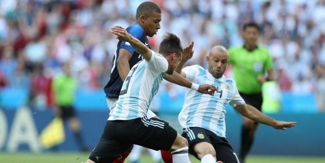 Mascherano anuncia su retiro del seleccionado argentino