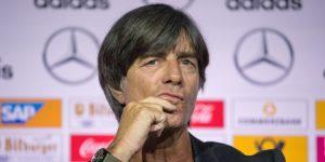 """Joachim Löw: """"Ayer vimos lo que es un partido de Mundial puro y duro"""""""