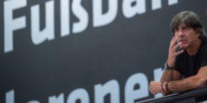 "Joachim Löw: ""Que no cunda el pánico, no nos vamos a derrumbar"""