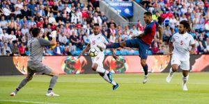 Panamá pierde 1-0 ante Noruega en último test antes del Mundial