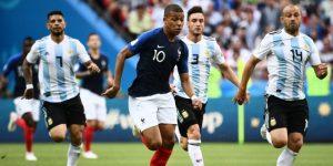 Francia vence 4-3 y pone fin al sueño de Messi y la Argentina