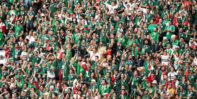 México recibe multa por gritos homofóbicos en partido ante Alemania