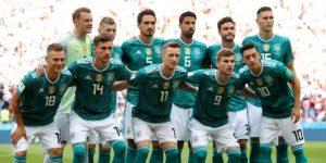 Alemania se suma a la maldición de los campeones defensores