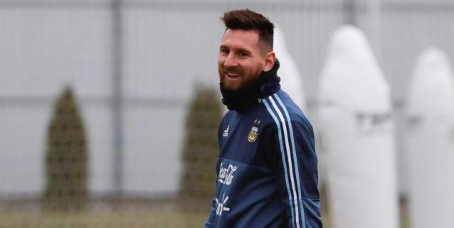 """Messi confía en Argentina: """"Hay jugadores para pelearle a cualquiera"""""""