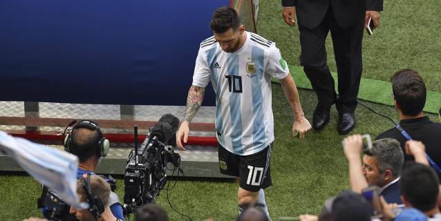 ¿Y ahora? Messi no habla, Mascherano se va y Sampaoli quiere seguir