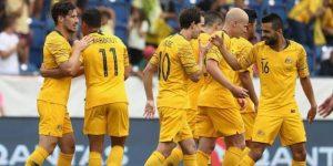 Australia gana 2-1 a Hungría y Marruecos se impone 3-1 a Estonia