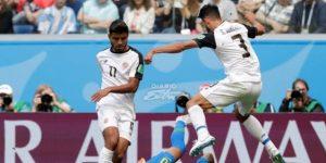 Resignación en Costa Rica tras ser eliminada por Brasil