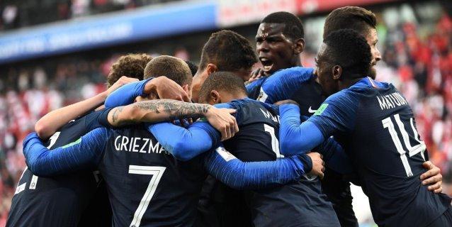 """Giroud defiende el estilo de Francia: """"Hay que disfrutar del dolor"""""""