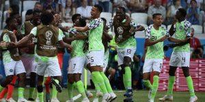 Nigeria vence 2-0 a Islandia y resucita las opciones de Argentina