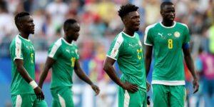 Senegal, eliminada de Rusia 2018 por tarjetas amarillas