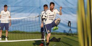 Sampaoli da un golpe de timón en Argentina y reemplaza a históricos