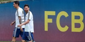Anulan el encuentro del papa Francisco con la selección argentina