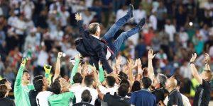 """DT de Irán lamenta baja de rivales: """"Nadie quiere jugar con nosotros"""""""